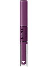 NYX Professional Makeup Shine Loud High Pigment Lip Shine Lipgloss  1 Stk Nr. SHLP22 - Shake Things Up