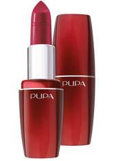 PUPA Volume Enhancing Lipstick (Various Shades) - Ruby Red