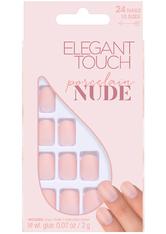 Elegant Touch Artificial Nails Nude Nails - Porcelain Kunstnägel 1.0 pieces