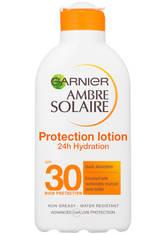 GARNIER - Garnier Ambre Solaire Milk LSF 30 (200 ml) - KÖRPERCREME & ÖLE