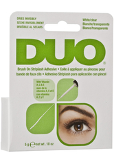 ARDELL - DUO - Wimpernkleber für Wimpernbänder - Brush On Striplash Adhesive with vitamins - Transparent - Falsche Wimpern & Wimpernkleber