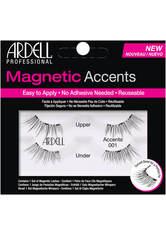 ARDELL - Ardell Magnetic Lash Natural Accents 001 False Eyelashes - Falsche Wimpern & Wimpernkleber