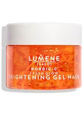 Lumene Gesichtspflege Nordic-C [VALO] Fresh Glow Brightening Gel Mask Maske 150.0 ml