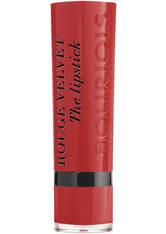 Bourjois Rouge Velvet Lipstick 2,4 ml (verschiedene Farbtöne) - Brique-A-Brac 05