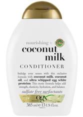 OGX Nourishing+ Coconut Milk Conditioner 385ml