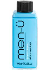 men-ü Shave Creme 100ml - Refill