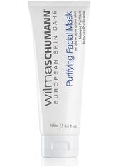 WILMA SCHUMANN - Wilma Schumann Purifying Facial Mask 105 ml - CREMEMASKEN