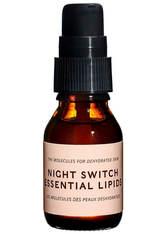 Lixirskin Produkte Night Switch Essential Lipids Feuchtigkeitsserum 15.0 ml
