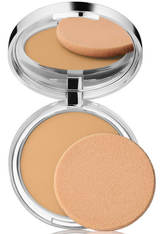 Clinique Stay-Matte Sheer Pressed Powder 7.6g Walnut (Medium, Warm)