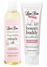 LOVE BOO - Love Boo Exclusive Miracle Oil 200ml & Bosom Buddy 125ml Bundle - PFLEGESETS