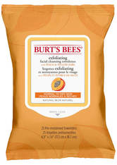 BURT'S BEES - Burt's Bees Facial Cleansing Towelettes - Peach and Willow Bark (25 Stück) - CLEANSING