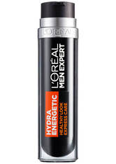 L'ORÉAL PARIS - L'Oreal Men Expert Hydra Energetic Healthy Look Tinted Gel (50ml) - HAARGEL & CREME