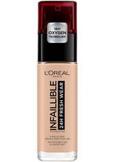 L'Oréal Paris Infallible 24hr Freshwear Liquid Foundation (Various Shades) - 110 Rose Vanilla