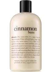 philosophy Cinnamon Buns Shower Gel 480 ml