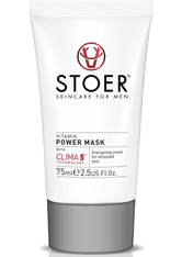 STOER SKINCARE - Stoer Skincare Vitamin Power Mask 75 ml - CREMEMASKEN