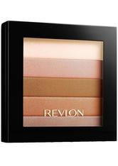 REVLON - Revlon Highlighting Palette 7.5g Bronze Glow - HIGHLIGHTER