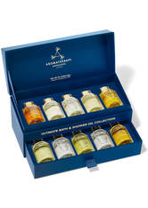 AROMATHERAPY ASSOCIATES - Aromatherapy Associates Ultimate Wellbeing Bath & Shower Oil Collection Gift Set - DUSCHPFLEGE