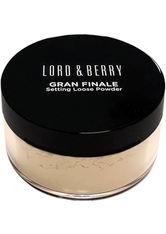 Lord & Berry Gran Finale Loose Setting Loose Powder - Banana 8g