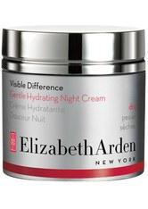 ELIZABETH ARDEN - Elizabeth Arden Visible Difference Gentle Hydrating Night Cream 50 ml - NACHTPFLEGE
