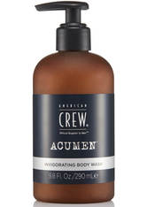 AMERICAN CREW Acumen - Reinigung Invigorating Body Wash 290 ml