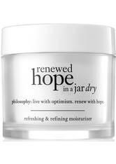 philosophy Renewed Hope in a Jar Moisturiser for Dry Skin 60 ml