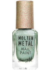 BARRY M - Barry M Cosmetics Molten Metal Nail Paint - Holographic Flare - NAGELLACK