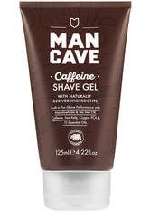 Man Cave Caffeine Shave Gel 125 ml Rasiergel