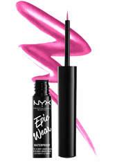 NYX Professional Makeup Epic Wear Metallic Liquid Liner 3.5ml (Various Shades) - Fuchsia Metal