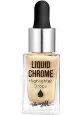 Barry M Cosmetics Liquid Chrome Highlighter (Various Shades) - Beam Me Up