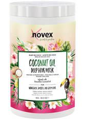 NOVEX - Novex Coconut Oil Deep Hair Mask 1Kg - Haarmasken