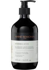 Anne Semonin Memoires d'Ete Invigorating Shower Gel
