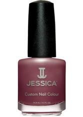 Jessica Custom Nail Colour - Luscious Leather