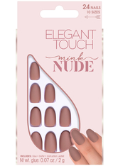 Elegant Touch Artificial Nails Nude Nails - Mink Kunstnägel 1.0 pieces
