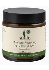 Sukin Moisture Restoring Nachtcreme (120ml)