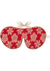 HOLISTIC SILK - Holistic Silk Eye Mask Slipper Gift Set - Scarlet (verschiedene Größen) - S - AUGENMASKEN