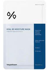 LEEGEEHAAM - Leegeehaam Life Hyal B5 Moisture Mask - 1 Packung - CREMEMASKEN