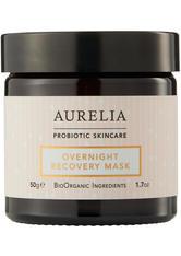 AURELIA PROBIOTIC SKINCARE - Aurelia Produkte Overnight Recovery Mask Anti-Aging-Maske 50.0 g - SLEEP MASKS