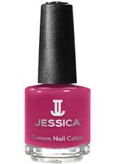 Jessica Nails Custom Colour Festival Fuchsia Nail Varnish 15 ml