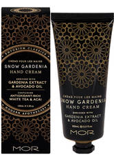 MOR - MOR Emporium Classics Snow Gardenia Hand Cream 100ml - HÄNDE