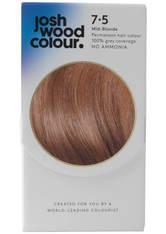 JOSH WOOD COLOUR - Josh Wood Colour 7.5 Mid Blonde Colour Kit - HAARFARBE
