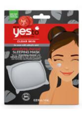 yes to Tomatoes Detoxifying Charcoal Sleeping Mask 4ml - YES TO