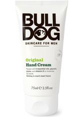 Bulldog Skincare For Men Original Hand Cream 75ml