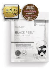 BEAUTY PRO - BeautyPro Black Diamond Peel-Off Mask with Activated Charcoal (3 Applications) - CREMEMASKEN