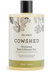 Cowshed BALANCE Restoring Bath & Shower Gel 500ml