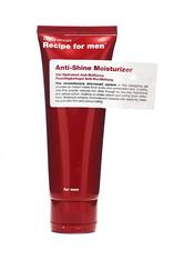 Recipe for men Produkte Anti Shine Moisturizer Gesichtsgel 75.0 ml