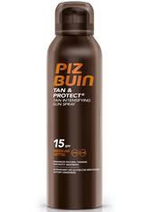 PIZ BUIN - Piz Buin Tan and Protect Spray SPF 15 150ml - SELBSTBRÄUNER