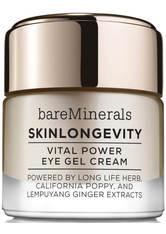BAREMINERALS - bareMinerals SkinLongevity Vital Power Eye Gel-Cream - AUGENCREME
