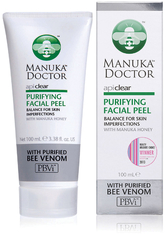 MANUKA DOCTOR - Manuka Doctor ApiClear Facial Peel 100 ml - PEELING