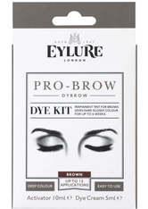 EYLURE - Eylure Pro-Brow Dybrow - Dark Brown - AUGENBRAUEN