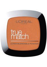 L'Oréal Paris True Match Face Powder 9g (verschiedene Farbtöne) - 10W Deep Golden